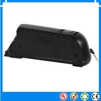 US EU RU keine Steuer 48v 52v 12Ah 10Ah 13Ah 14Ah Dolphin Batteriepack elektrisches Fahrrad Lithium-E-Bike + Charger