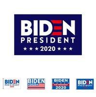 90 * 150CM Biden 2020 Presidential Campaign Flag Gli Stati Uniti Elezione Biden lettere Giardino Banner in poliestere Garden Home Hang Bandiere 2020 migliore