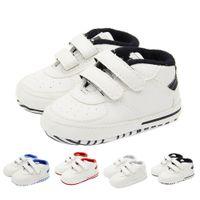 Baby Boy Sneakers infantile grils calzature presepe apprendimento scarpa passi bambino primi camminatori Scarpe bambini scarpe tessuto di cotone