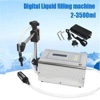 السائل ملء الكهربائية زجاجة آلة صغيرة صغيرة مضخة المياه الرقمية عطر شرب الحليب زيت الزيتون 110V 220V حشو