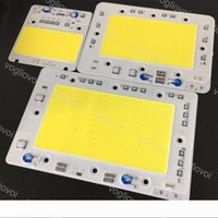 Light Beads Accessories 5054 Model Warm White Whtie 50W 100W 150W COB 220V 110V Light Source For Indoor Spotlight Highbay Floodlight EUB