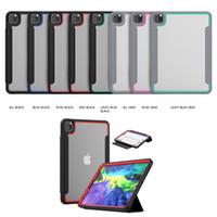 """새로운 3 층 보호 다기능 케이스 연필 홀더 자동 수면 / iPad 미니 4/5 iPad Air 9.7 """"iPad 10.2""""갤럭시 탭 A"""
