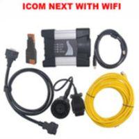 2020 WIFI Fonction ICOM PROCHAINE Scanner pour B.MW voiture outil de diagnostic et programmeur sans logiciel pour BMWIFI Auto Diagnostic Tool