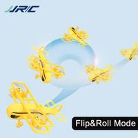 JJRC H95 2.4G Uzaktan Kumanda Mini Planör Oyuncak, Yükseklik Tutma, Ayarlanabilir Hız, 360 ° Çevirme, Başsız Modu, Noel Çocuk Doğum Günü Boy Hediye, 2-1
