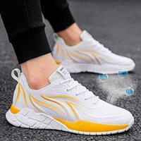 New Running Shoes For Men 2020 Summer Sneakers Breathable Me...