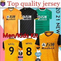 Top quality 20 21 Wolves football jersey Wolverhampton CUTRO...