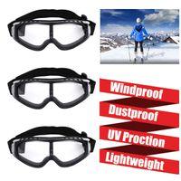 3 Pakuj Narciarstwo UV Gogle Ochronne Sportowe Okulary Zimowe Śnieg Dustoodporny Okulary Wiatroszczelne Okulary Okulary Okulary Outdoor Riding Lasses