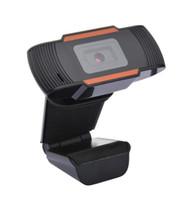 HD Webcam Web Camera 30fps 720p / 1080p PC Camera Built-in som de absorção de microfone USB 2.0 Video Record Para Computador Para PC Portátil 20X