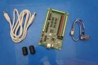 (AKZ250) de 3 ejes de movimiento USB Mach3 CNC controlador Junta tarjeta de movimiento del tablero del desbloqueo