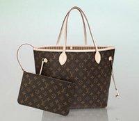 Envío gratis !!! Nuevo estilo !!! Venta al por mayor y al por menor !!! para mujer bolsos de totalizadores del monedero del hombro 40145