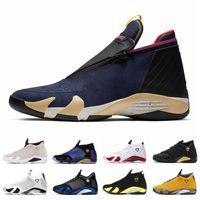 الأزياء 14 14S العالية أعلى أحذية كرة السلة للرمال الصحراء جامعة الرجال أرجواني أحمر الزيتون رجالي جديد وصول الهواء الطلق soprts وأحذية حجم 40-47
