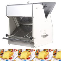 En 2020, la nouvelle trancheuse machine à pain trancheuse électrique pain trancheuse sandwich pain commerciaux et de consommation 31pieces / heure
