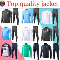 2020 2021 Real Madrid soccer Training suit Jacket 19 20 21 c...