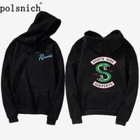 "Süd-Schlange Hoody Das Drama ""River Valley Riverdale"" Pullover Southside Serpents Hoodie, Riverdale Hoodies, Riverdale Merch, R MX200613"