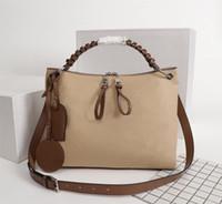 Bolsos monederos clásico del estilo de Beaubourg Hobo Bolsa de mujer de marca bolsos de hombro de cuero genuino original de la alta calidad de la manera diseño de lujo