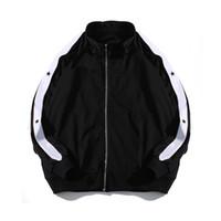 Mens Denim marca de lujo de la chaqueta mujeres de los hombres de alta calidad de abrigos para hombre de la marca de la manera azul chaqueta del diseñador de Hip Hop