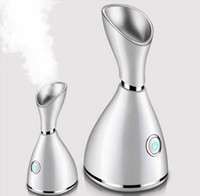 NANO Deep Cleaning Facial Cleaner Facial Hot Steamer Face Sprayer Beauty Face Steaming Device Facial Steamer Machine DROP SHIP