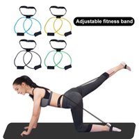 New Exerciser Workout Fitness Resistance Bands for BuLeg Mus...