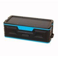Güneş Bluetooth Hoparlör, Taşınabilir Bluetooth Hoparlör Stereo Subwoofer, IPX5 Su Geçirmez Kablosuz Hoparlör, iç ve dış mekan için uygun