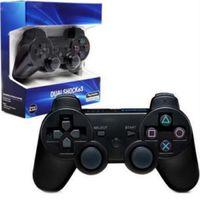 Горячие Продажи Игра Контроллеры Беспроводной Контроллер Двойной Шок Для PS3 Портативный Видеоигра PALYER Game Console с коробкой