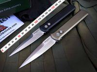 Protech padrinho 920 ação única auto-defesa tático dobrável bolso caça EDC faca de acampamento faca de caça facas presente do Xmas 3300 3100