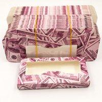 Großhandel Wimpernkästen für Wimpern Leeres Wimpern Paket Multicolor Papierkiste Wimpern Verpackungskasten Make-up
