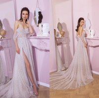 Elihav Sasson Beach Wedding Dresses Off The Shoulder A Line ...