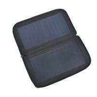 Bolso plegable de carga solar portátil al aire libre USB Cargador de carga solar de carga eléctrica móvil