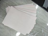 200 folhas de papel de sublimação de tinta A4 para a camisa de madeira t de cristal rocha canecas placas de vidro