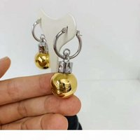K Hot Fashion Women Jewelry Yellow Gold Plated Bulb Earrings For Girls Women Nice Gift For Valentine ' ;S Day