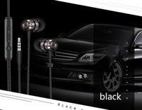 Quattro colori opzionale cuffie di alta qualità S6 S7 bordo-orecchio Galaxy cuffia con microfono Controllo volume Adatto per Iphone 5 6s