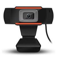 Веб-камеры 720p веб-камера USB-камера с микрофоном для прямой трансляции онлайн-преподавания, конференц-связь, игры