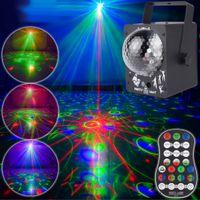 Proiettore illuminazione laser colorato 60 modelli con sistema di luce ondulazione ondulazione RGB Galaxy LED per partito DJ DJ DJ Disco Music Show Bar, USB Powered