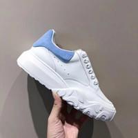 Designer Plataforma Sneaker Homens Mulheres Oversized Tribunal Treinador 100% Calfskin Couro Camurça Sapatos Mens Grão Lace-up Velvet Trainers com caixa