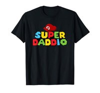 do T-shirt Super Daddio dia Padres especial-Men T-Shirt-Black