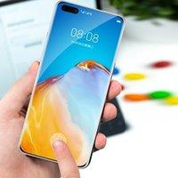 Film de protecteur d'écran TPU TPU anti-rayures TPU pour la série Huawei Téléphone P40 P40Pro P30 P30Pro Mate20Pro