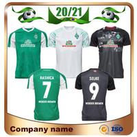 20/21 SV Werder Bremen Maillot Football 2020 FRIEDL KLAASSEN SELKE RASHICA football shirt SAHIN BITTENCOURT Osako SAHIN uniforme de football