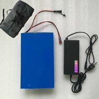Ebike della batteria 48V 20Ah 1000W bici elettrica 48V con caricabatteria, cellule BMS litio Pack Per Samsung 26F