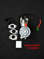 Propaan LPG NG Conversie Kit voor Benzine Generator Hybrid 5KW 5000W 188F carburateur Dubbele brandstof met handmatige choke