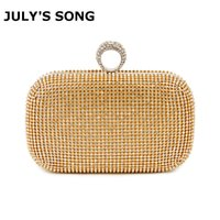 Evening Clutch Bags Diamond-Studded Evening Bag With Chain Shoulder Bag Women's Handbags Wallets Evening Bag For Wedding Party CX200822