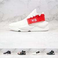 Mens Kaiwa Designer Sneakers Kusari II modo di alta qualità Y3 donne scarpe alla moda Lady Y3 Trainers Casual Size 36-45 D0809