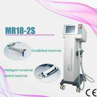 MR18-2S Mikro iğne RF fraksiyonel cryo serin kolu cilt PDT radyo frekansı güzellik ekipmanları akne kaldırma cilt sıkılaştırma