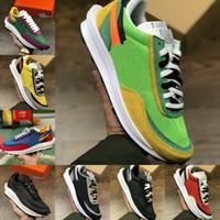 2021 Blazer Orta NYC Güvercin X LDV Waffle Daybreak Erkek Koşu Ayakkabıları Siyah Naylon Varsity Mavi Çam Yeşil Gusto Kadınlar Spor Tasarımcı Sneakers