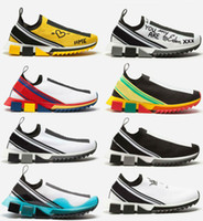 Mode avec boîte Snewner Casual Shoes Traqueurs Fashion Sports Chaussures Chaussures de haute qualité Cuir Bottes Sandales Pantoufles Vintage Air pour homme Femme M3