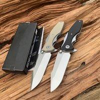 ZT0393 جديد التكتيكي الطي سكين g10 مقبض تحمل نظام متعدد الوظائف صلابة عالية edc الصيد سكين هدية مجموعة أداة c07