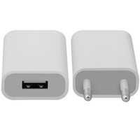 Weiss Universal USB Power Adapter EU-Stecker 5V AC Micro-USB-Ladegerät für Telefon 5s 6s für LG HTC Handy Adaptador Usb