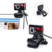 Webcam USB 12.0m Pixels Haute Définition Caméra Live Web caméras pour ordinateur Microsoft HP avec webcams en ligne microphone