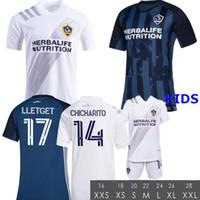 2020 Los Angeles FC Football Maillots 2021 LAFC Carlos Vela Inter Miami Beckham Football Shirt ensemble LA Galaxy MEN uniformes Chicharito kit ENFANTS