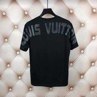 LuxuxMens T-Shirt-Mode-Männer Designer mit kurzen Ärmeln A Bathing Ape-Qualitäts-Baumwoll-T-Shirt T-Shirts.