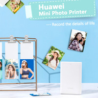 Huawei Zink CV80 Pocket Portable AR Photo Printer Blutooth 4.1 300DPI Mini Teléfono inalámbrico Fotos Impresora BEST VENDEDOR